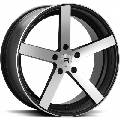 132-R1BP-WHEEL-1-R-Series-R1-Black-Polish-8_5x8_5-shadow